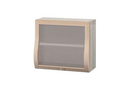 МВ-57В Шкаф-витрина 800х320х700 (механизм Блюм)