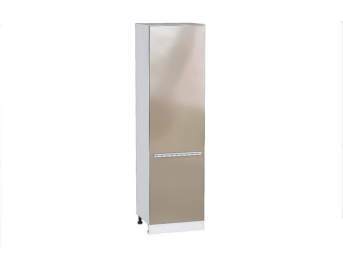 Шкаф пенал с 2-мя дверцами Фьюжн 600