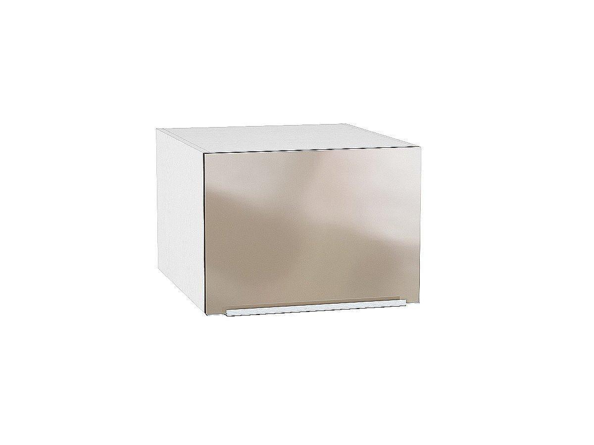 Шкаф верхний горизонтальный с увеличенной глубиной Фьюжн 500