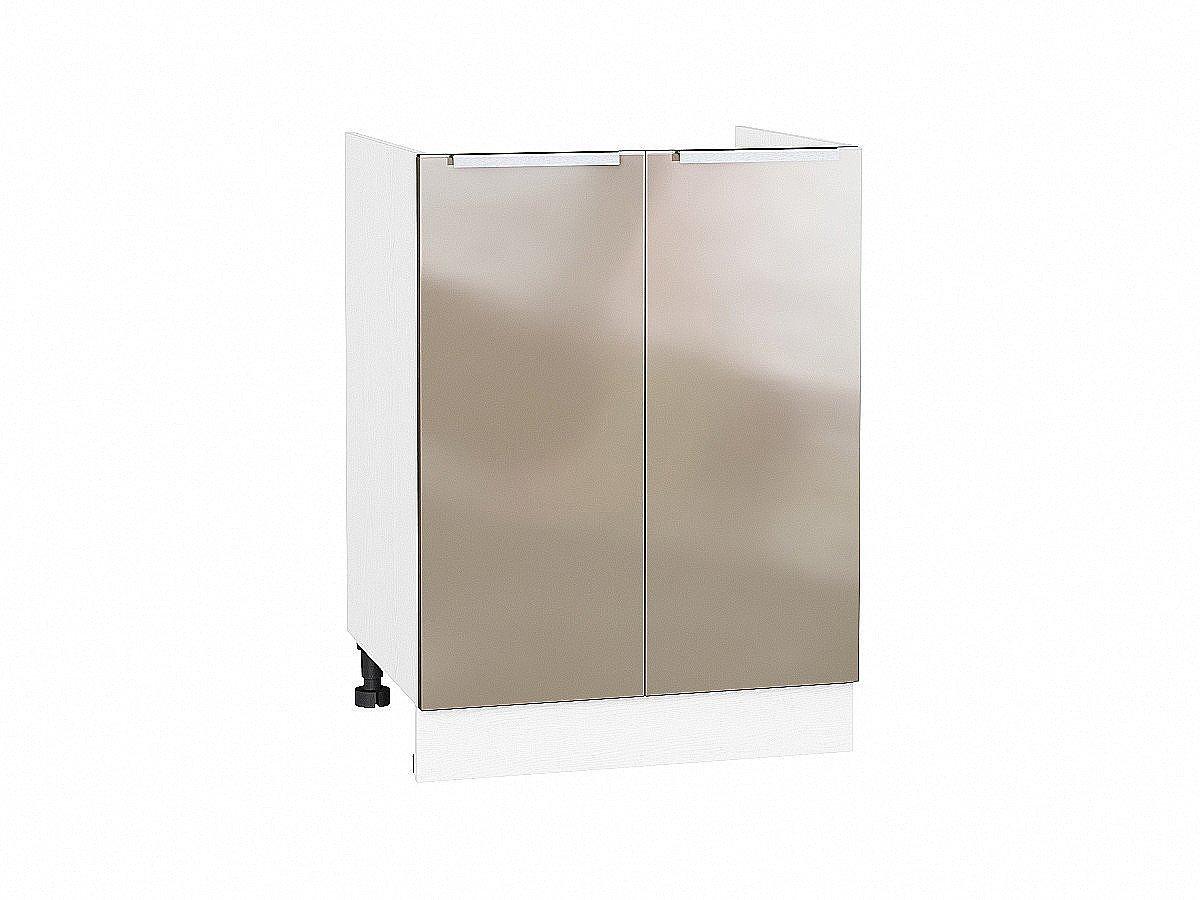 Шкаф нижний под мойку с 2-мя дверцами Фьюжн 600