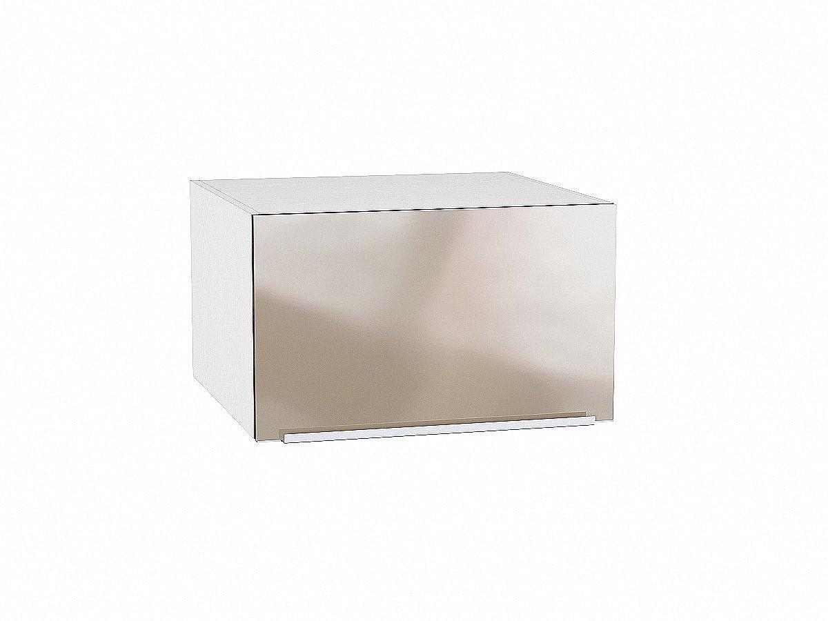 Шкаф верхний горизонтальный с увеличенной глубиной Фьюжн 600