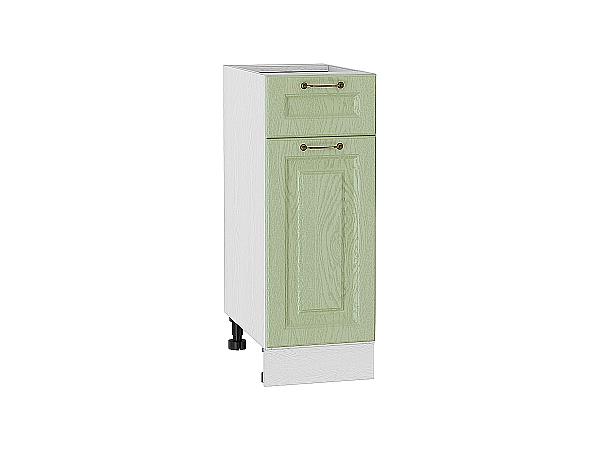 Шкаф нижний с 1-ой дверцей и ящиком Ницца 300