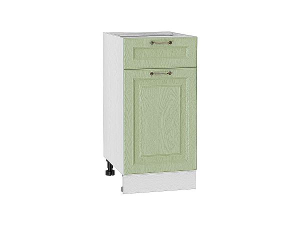 Шкаф нижний с 1-ой дверцей и ящиком Ницца 500
