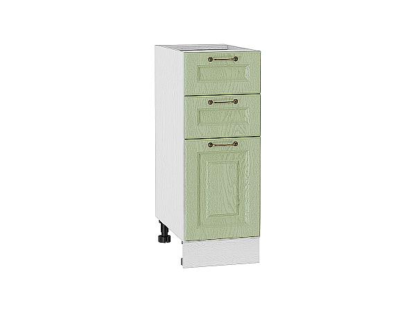 Шкаф нижний с 3-мя ящиками Ницца 300