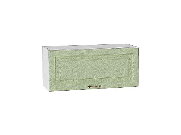 Шкаф верхний горизонтальный с увеличенной глубиной Ницца 800