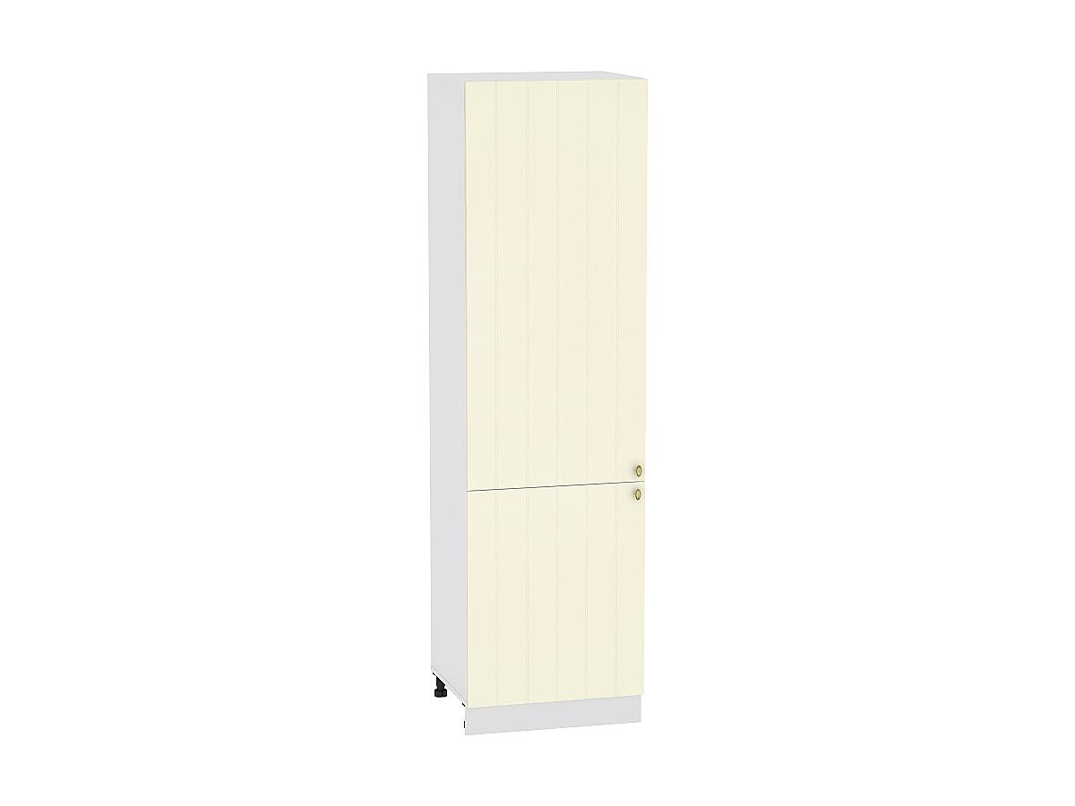 Шкаф пенал с 2-мя дверцами Прованc 600