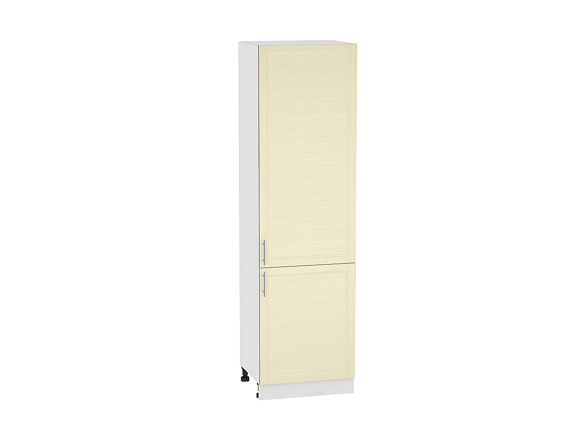 Шкаф пенал с 2-мя дверцами Сканди 600Н (для верхних шкафов высотой 920)