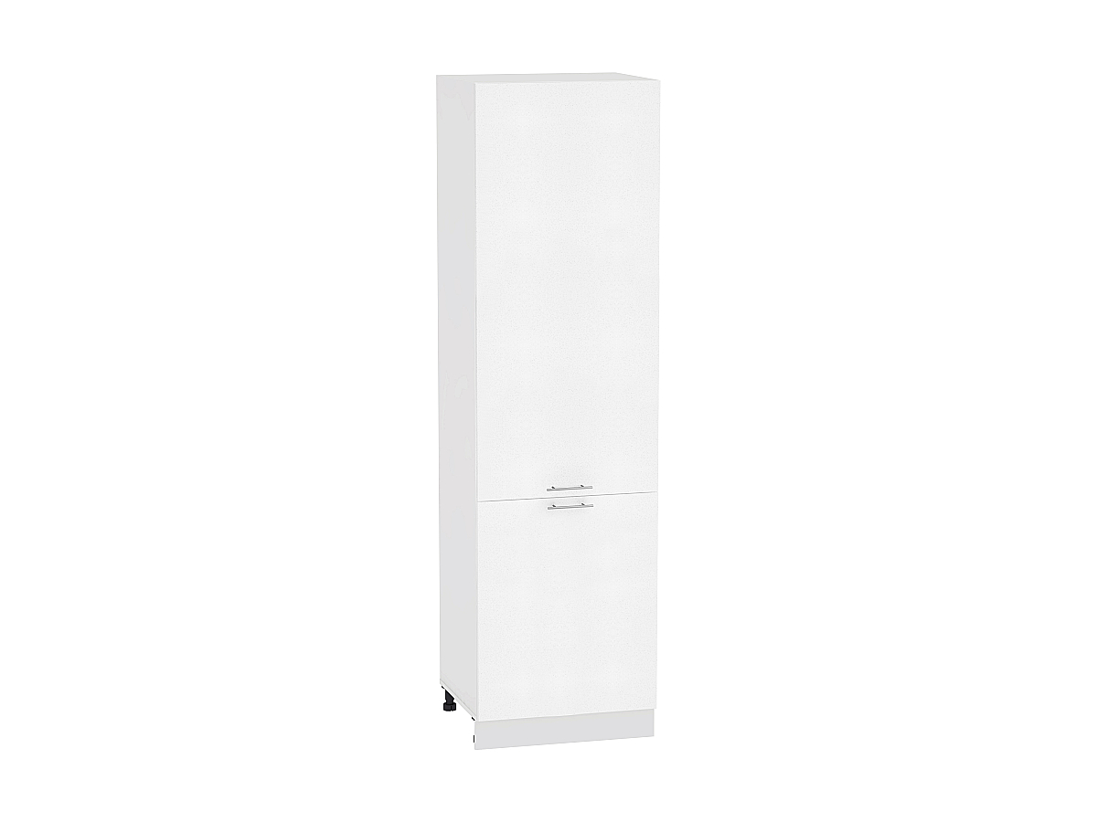 Шкаф пенал с 2-мя дверцами Валерия-М 600Н (для верхних шкафов высотой 920)