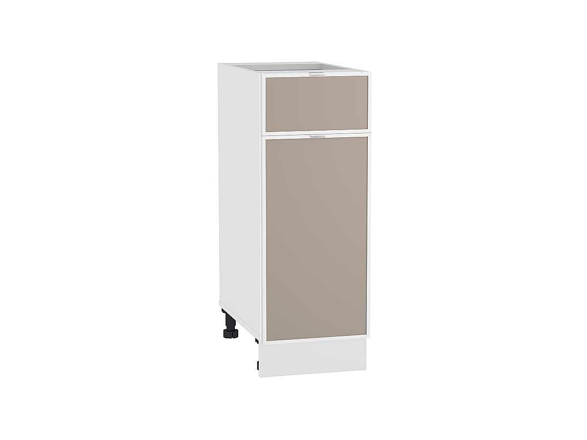 Шкаф нижний с 1-ой дверцей и ящиком Фьюжн-AL 300