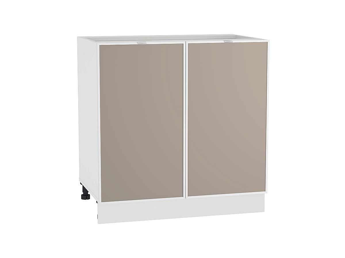 Шкаф нижний с 2-мя дверцами Фьюжн-AL 800