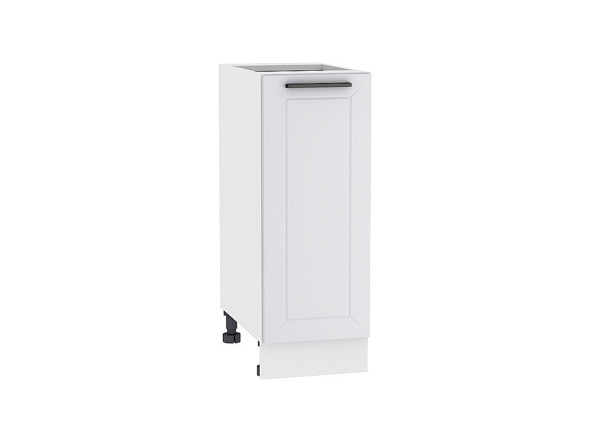 Шкаф нижний с 1-ой дверцей Глетчер 300
