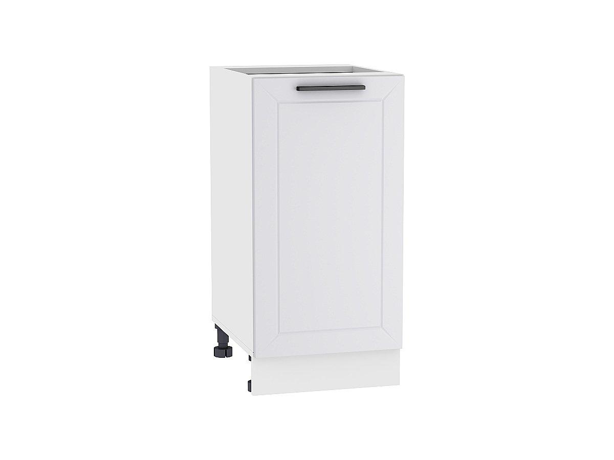 Шкаф нижний с 1-ой дверцей Глетчер 450