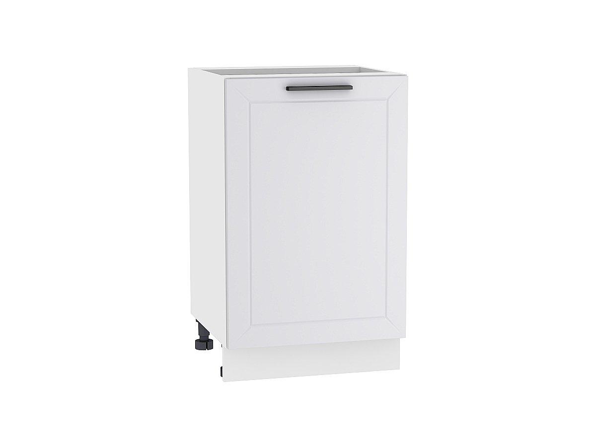 Шкаф нижний с 1-ой дверцей Глетчер 600
