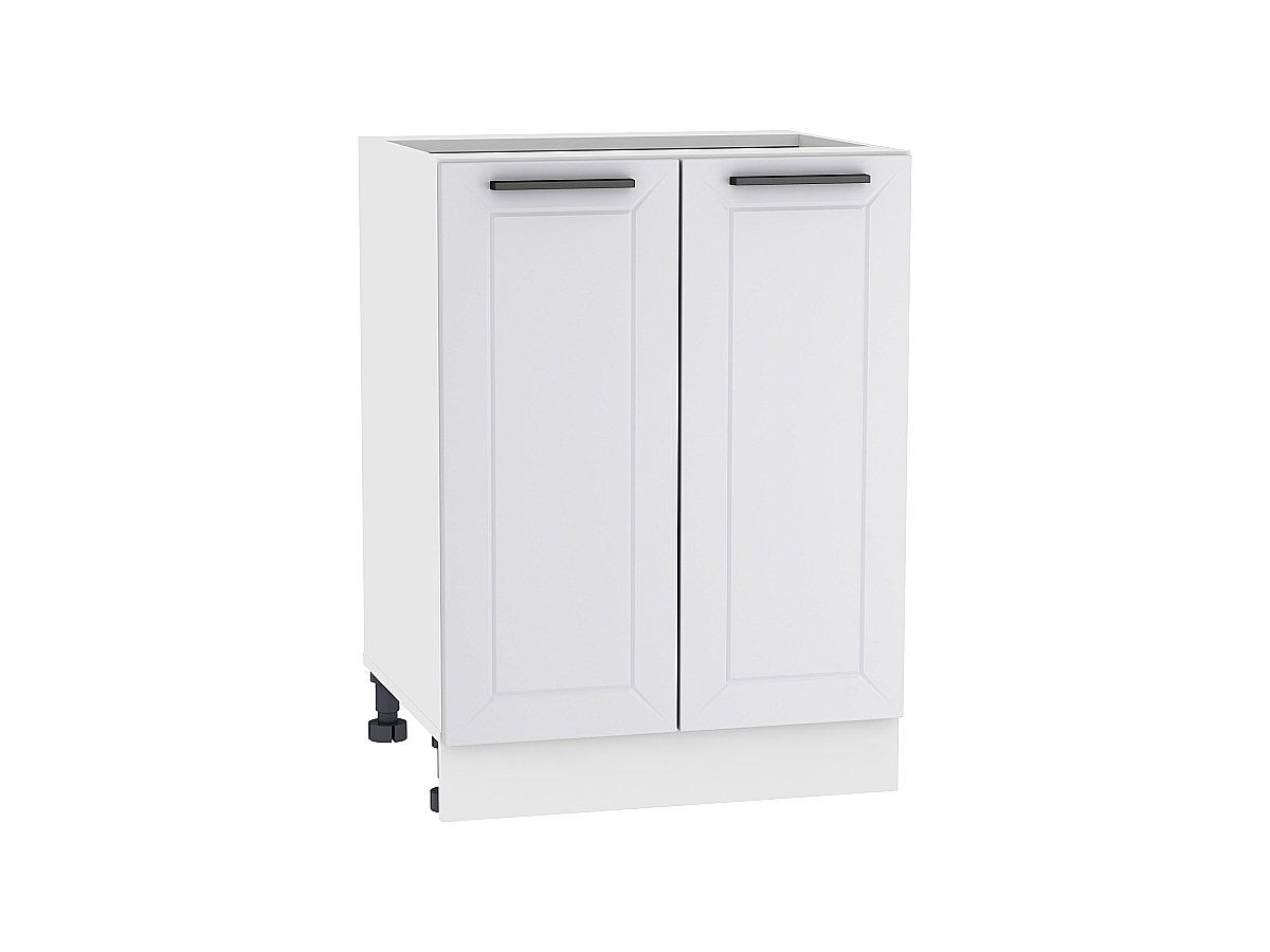 Шкаф нижний с 2-мя дверцами Глетчер 600