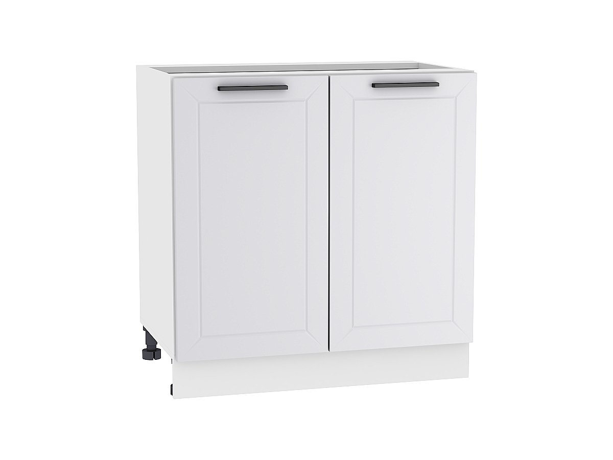 Шкаф нижний с 2-мя дверцами Глетчер 800
