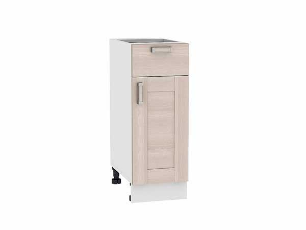 Шкаф нижний с 1-ой дверцей и ящиком Лофт 300