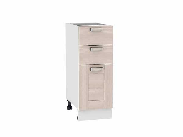 Шкаф нижний с 3-мя ящиками Лофт 300