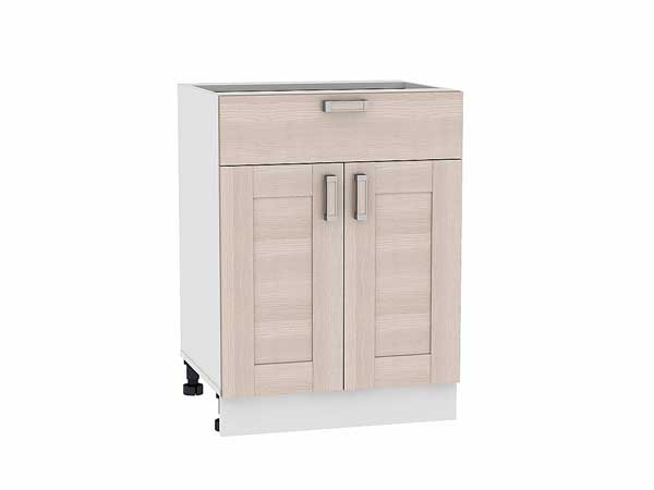 Шкаф нижний с 2-мя дверцами и ящиком Лофт 600