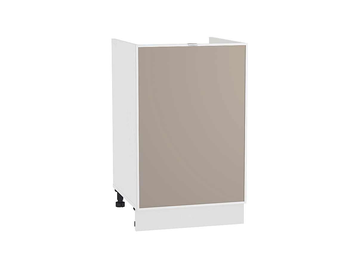 Шкаф нижний под мойку с 1-ой дверцей Фьюжн-AL 600
