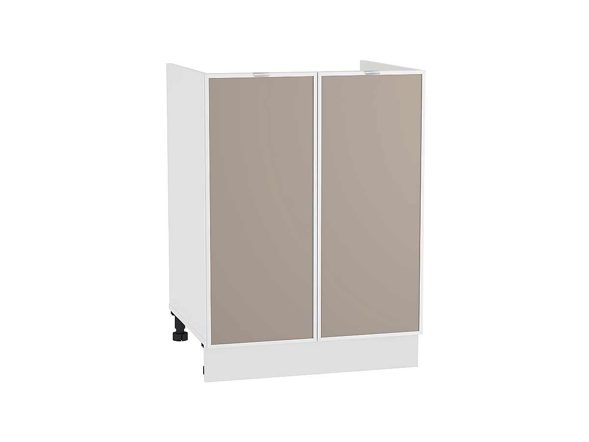 Шкаф нижний под мойку с 2-мя дверцами Фьюжн-AL 600