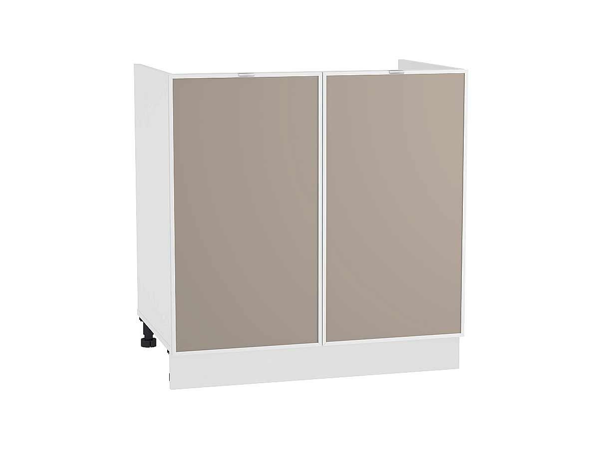 Шкаф нижний под мойку с 2-мя дверцами Фьюжн-AL 800
