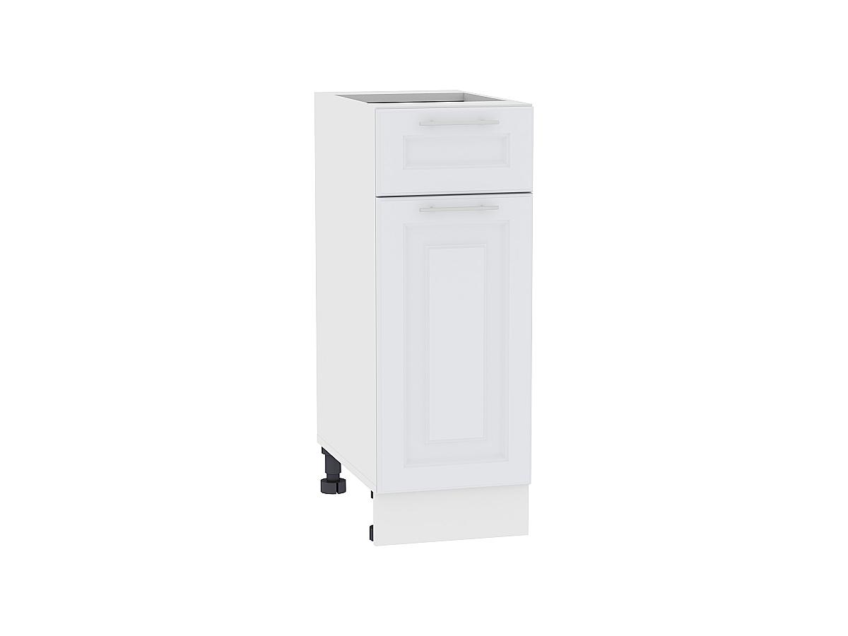 Шкаф нижний с 1-ой дверцей и ящиком Ницца Royal 300