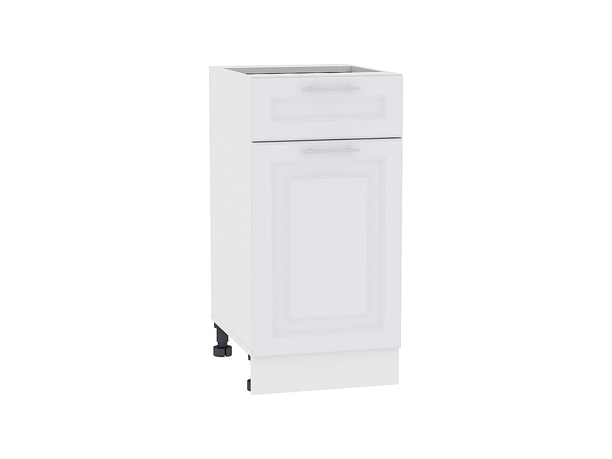 Шкаф нижний с 1-ой дверцей и ящиком Ницца Royal 400