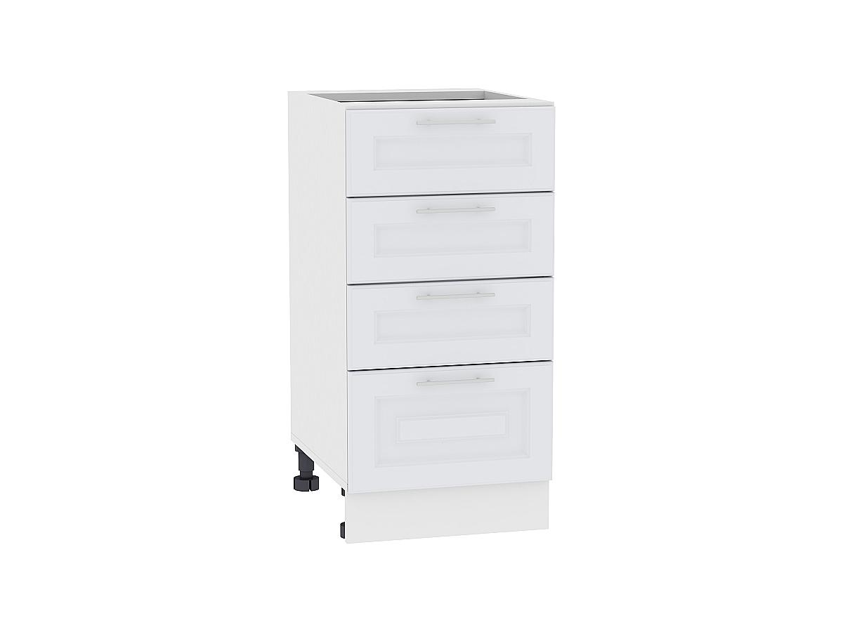 Шкаф нижний с 4-мя ящиками Ницца Royal 400