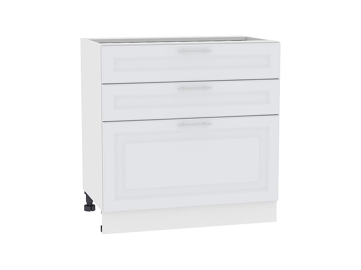 Шкаф нижний с 3-мя ящиками Ницца Royal 800