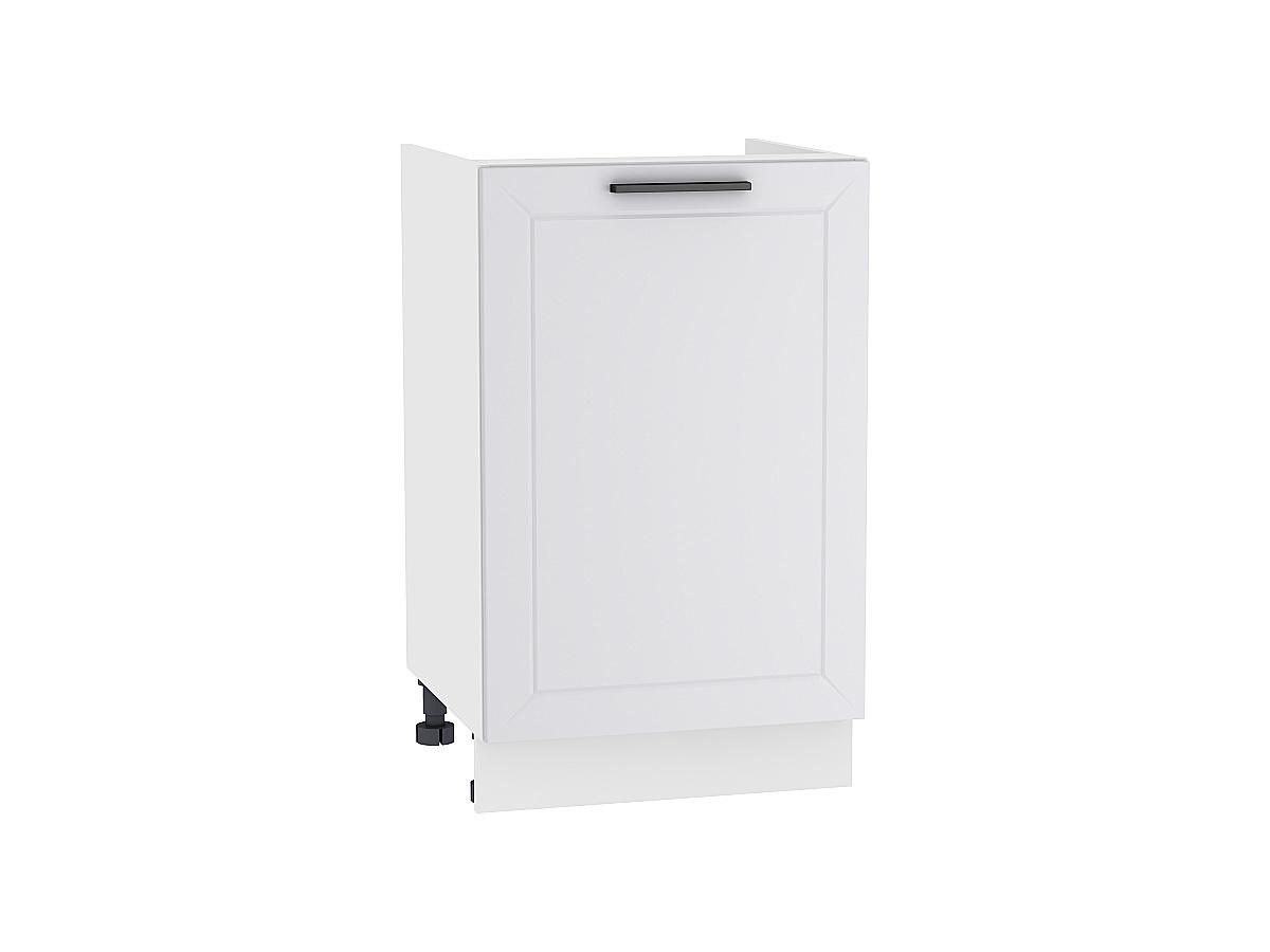 Шкаф нижний под мойку с 1-ой дверцей Глетчер 600