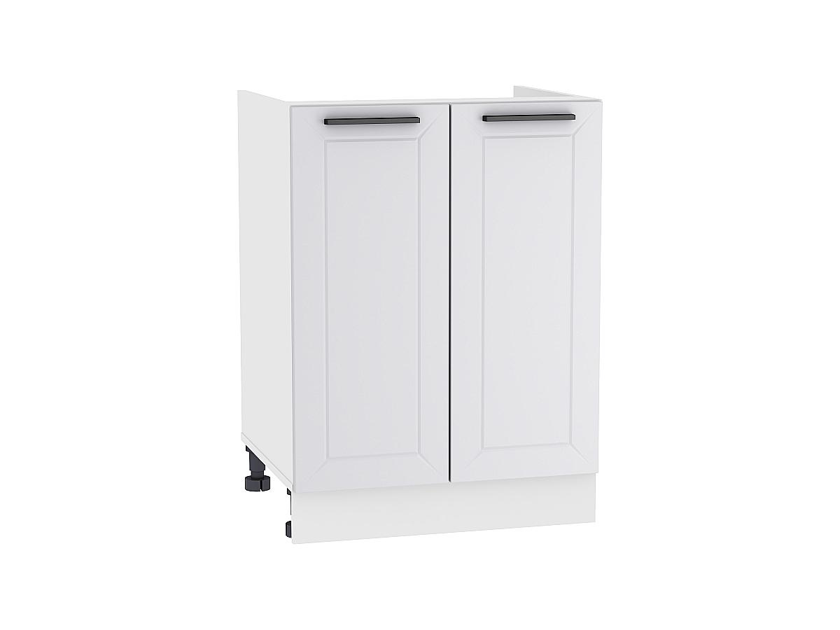 Шкаф нижний под мойку с 2-мя дверцами Глетчер 600