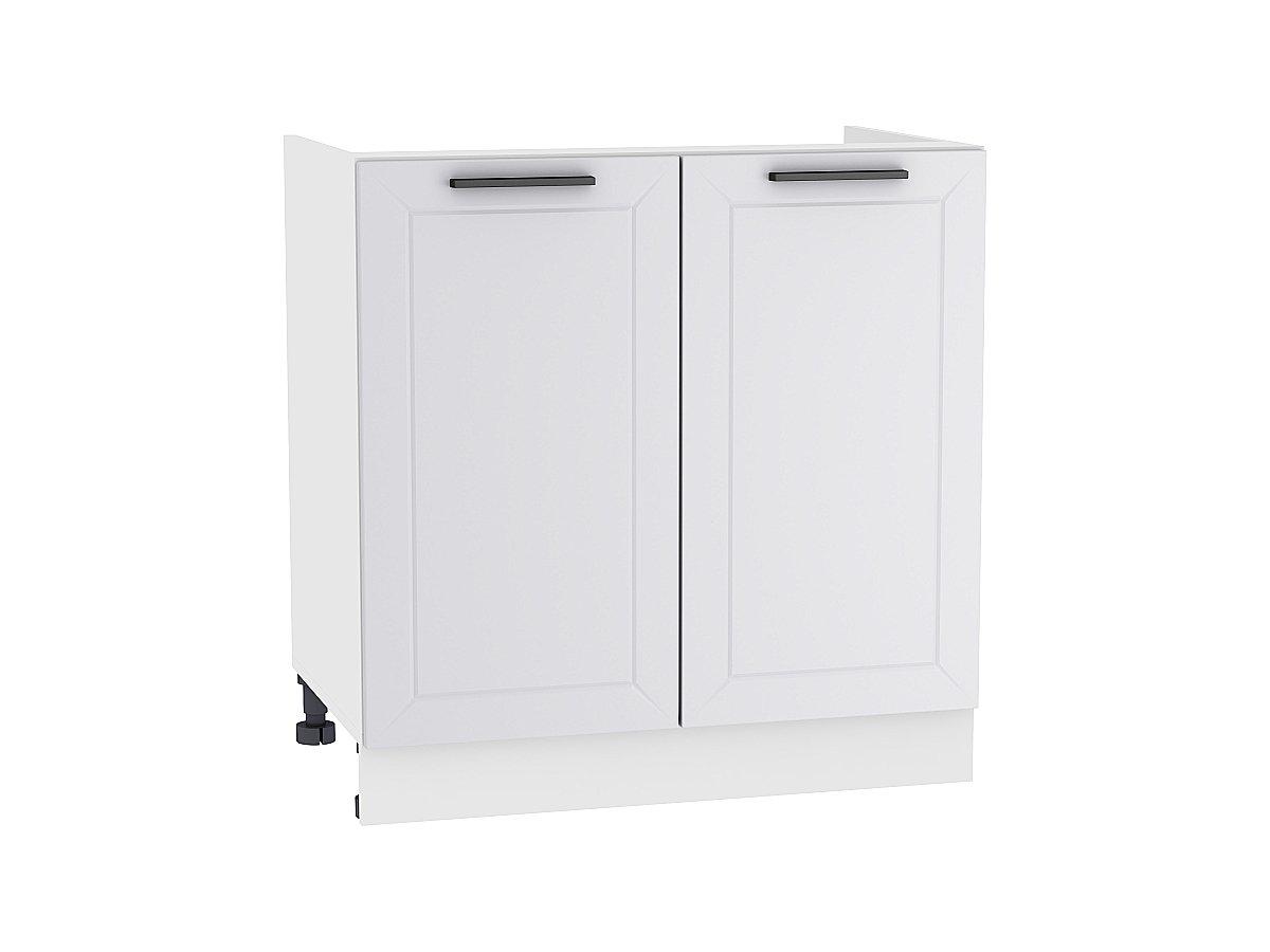 Шкаф нижний под мойку с 2-мя дверцами Глетчер 800