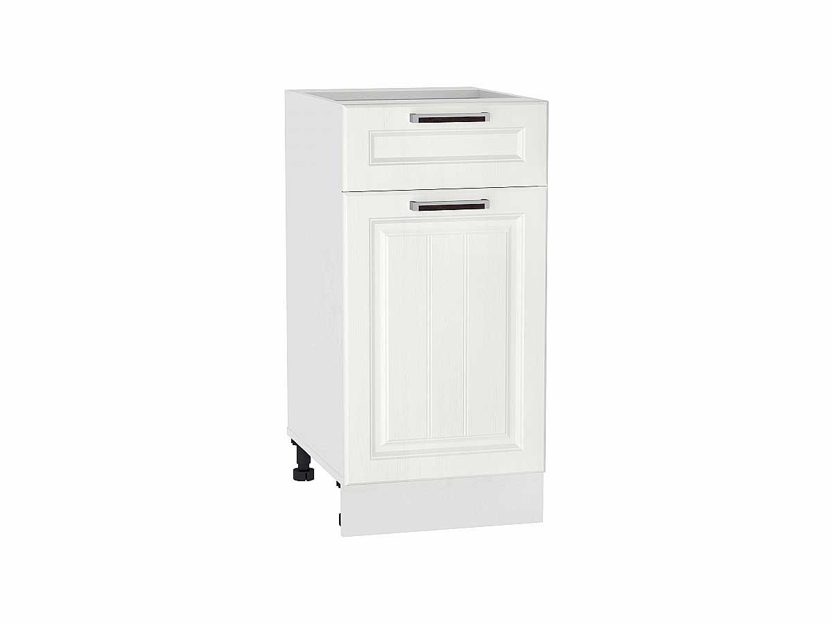 Шкаф нижний с 1-ой дверцей и ящиком Прага 400
