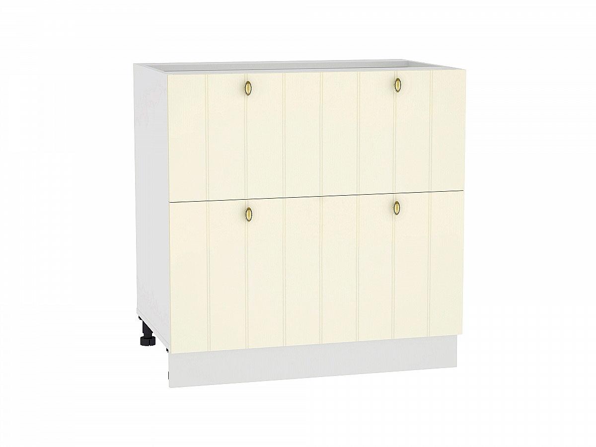 Шкаф нижний с 2-мя ящиками Прованс 800