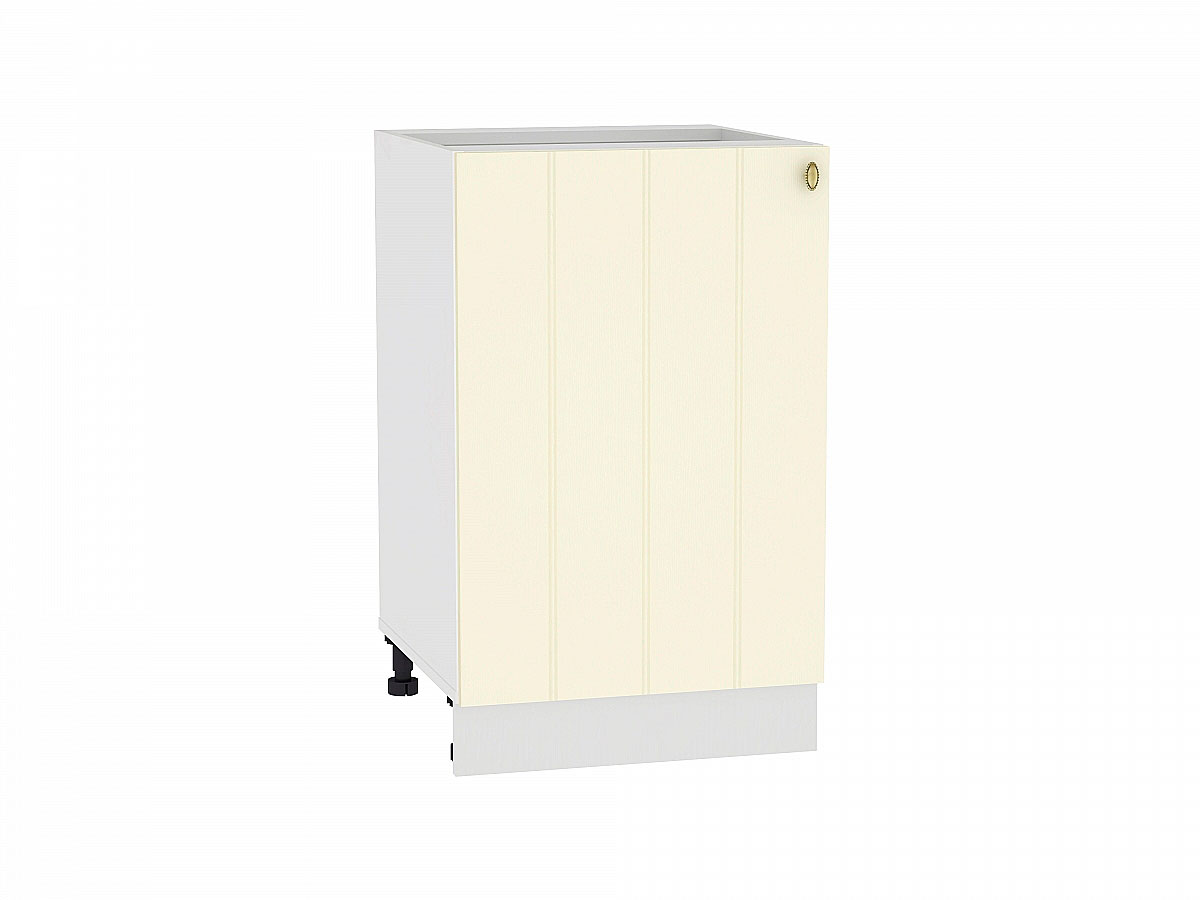 Шкаф нижний с 1-ой дверцей Прованс 600