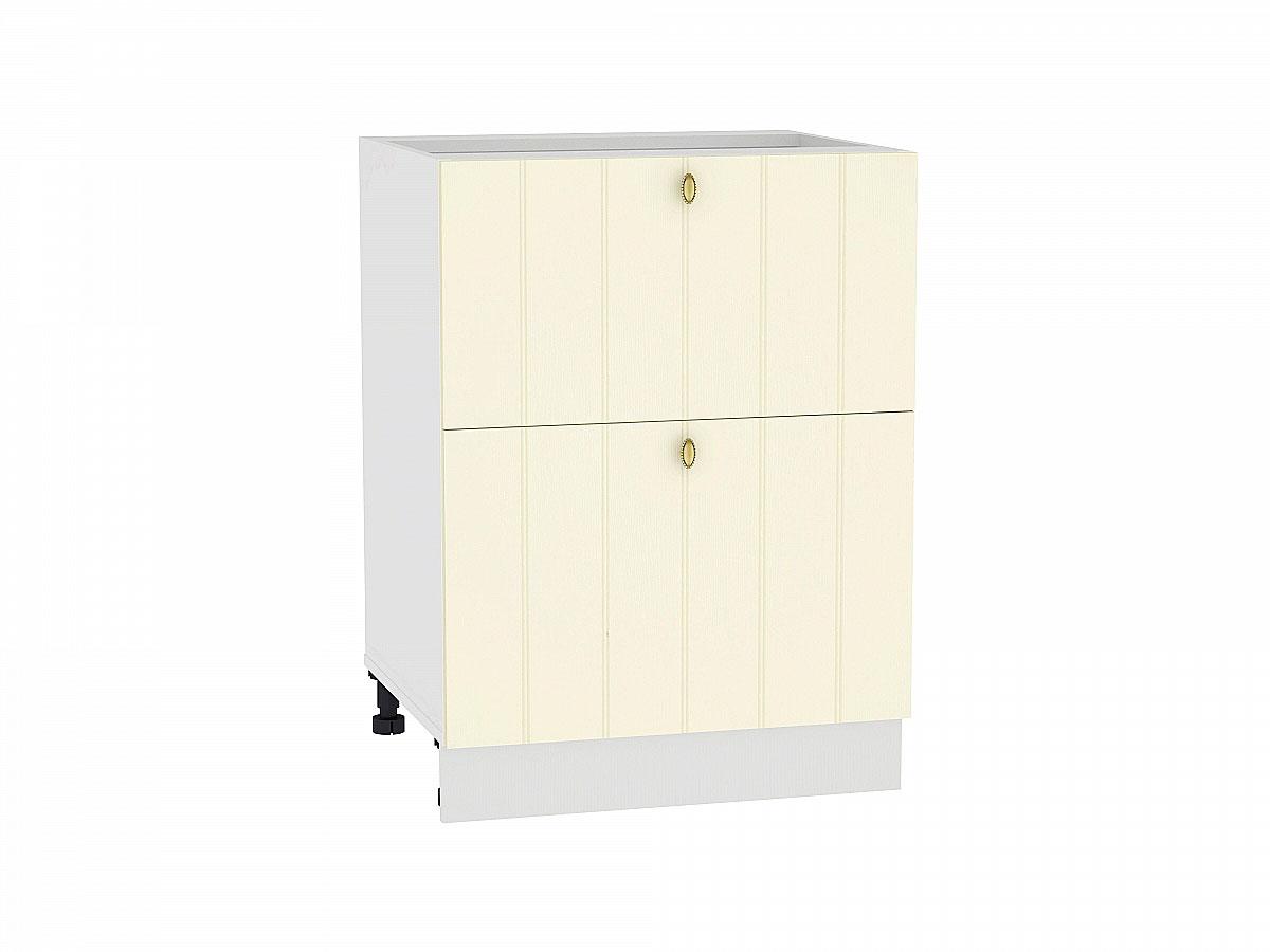 Шкаф нижний с 2-мя ящиками Прованс 600