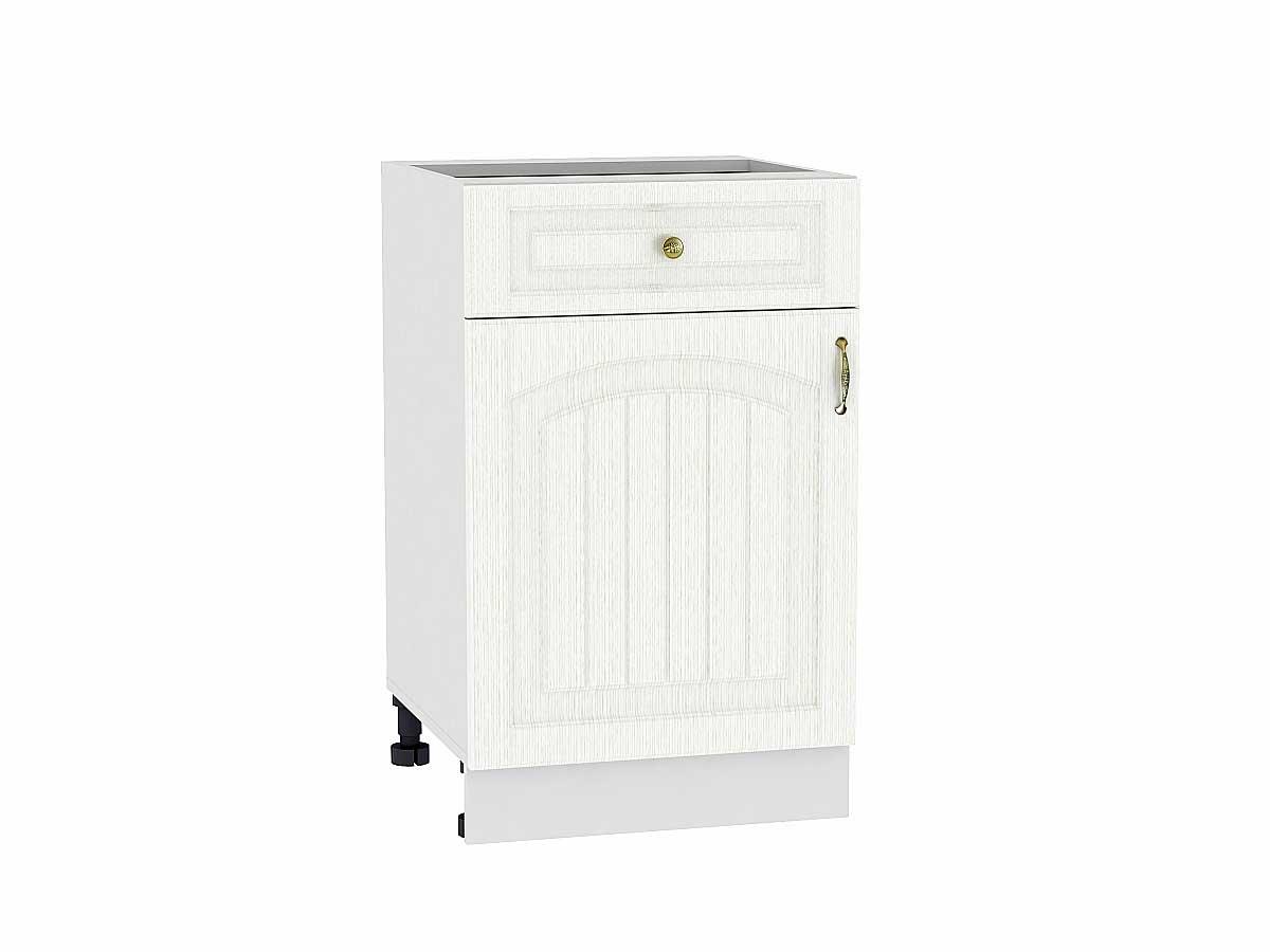 Шкаф нижний с 1-ой дверцей и ящиком Верона 500