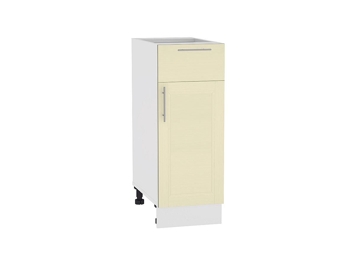 Шкаф нижний с 1-ой дверцей и ящиком Сканди 300