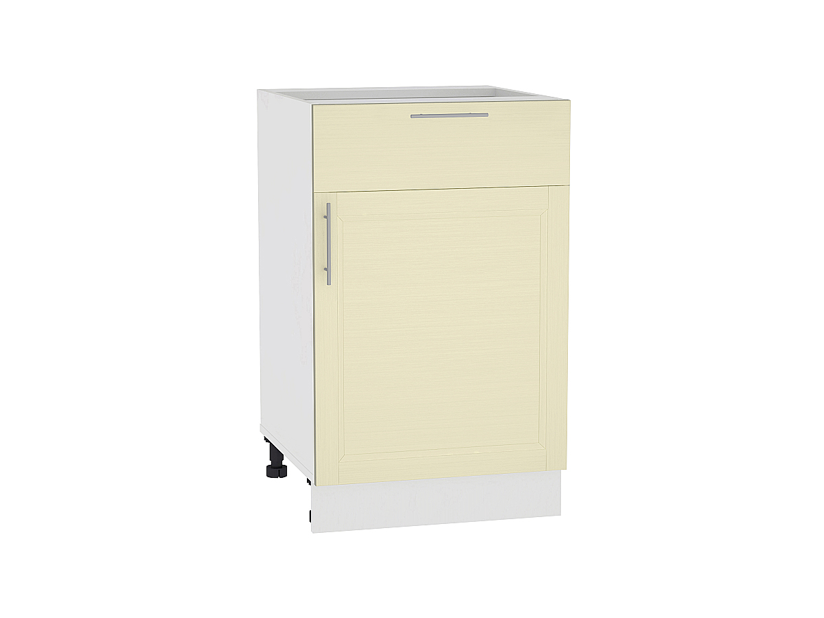 Шкаф нижний с 1-ой дверцей и ящиком Сканди 500