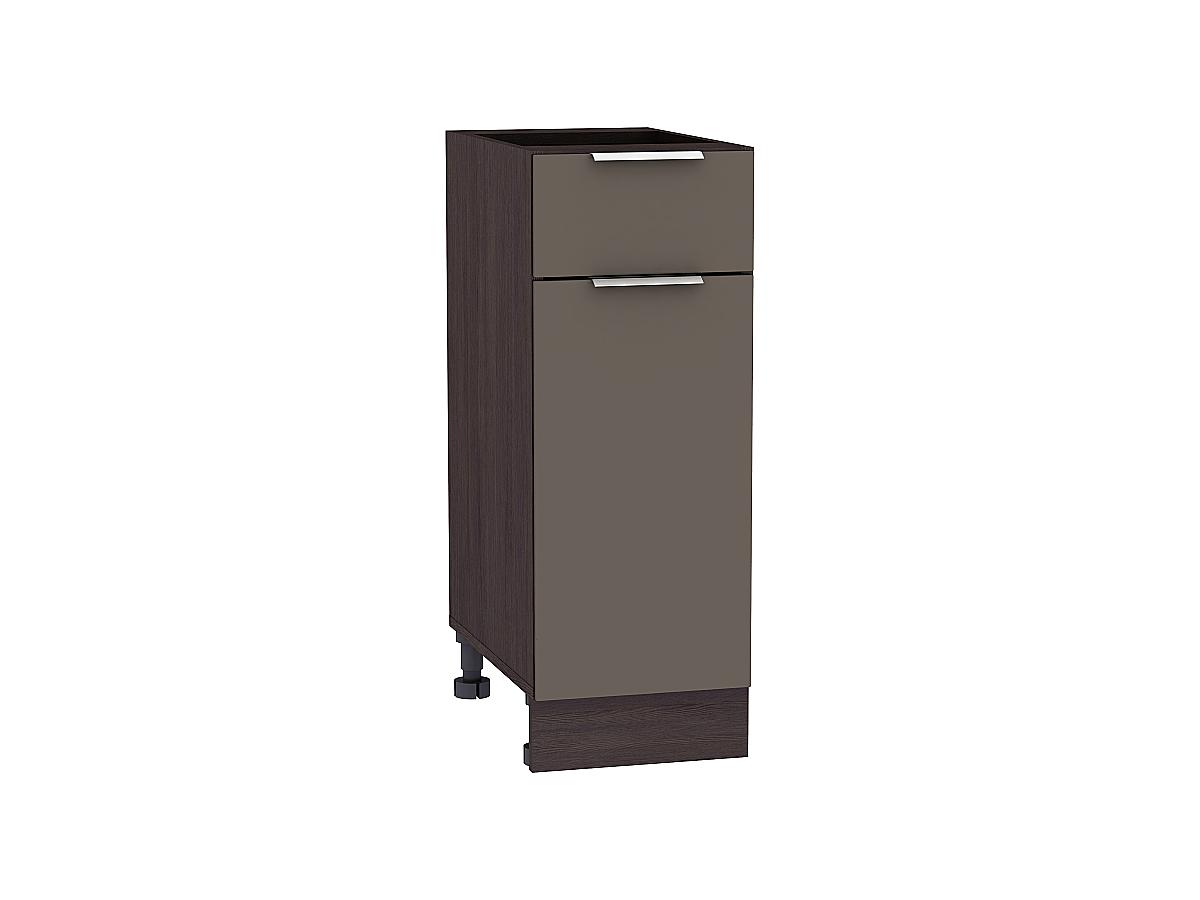 Шкаф нижний с 1-ой дверцей и ящиком Терра 400
