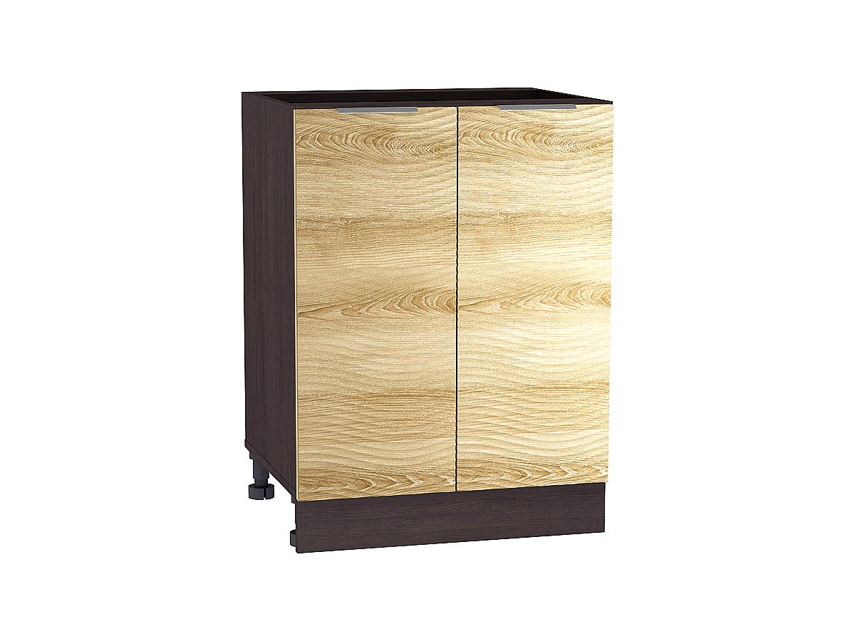 Шкаф нижний с 2-мя дверцами Терра W 600 ВОЛНА