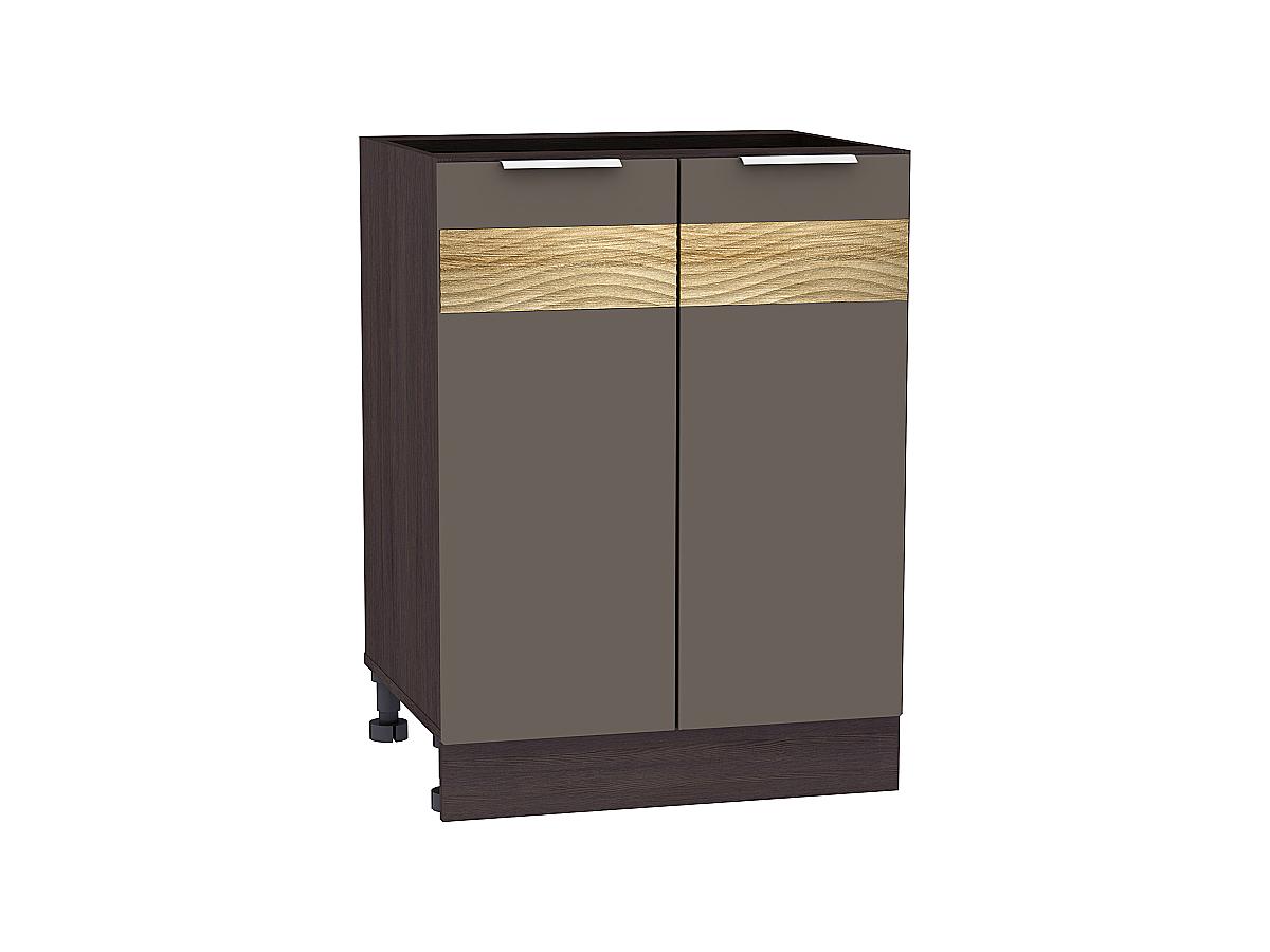 Шкаф нижний с 2-мя дверцами Терра D 600