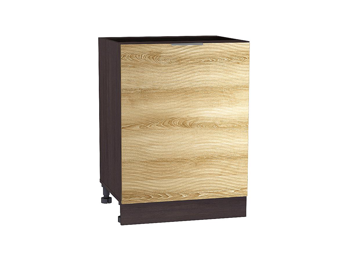 Шкаф нижний с 1-ой дверцей Терра W ВОЛНА 600