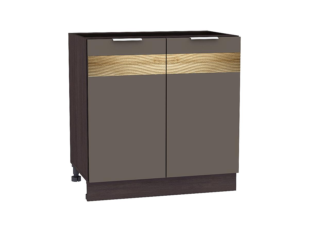 Шкаф нижний с 2-мя дверцами Терра D 800