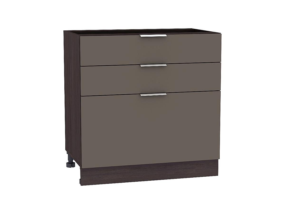 Шкаф нижний с 3-мя ящиками Терра 800