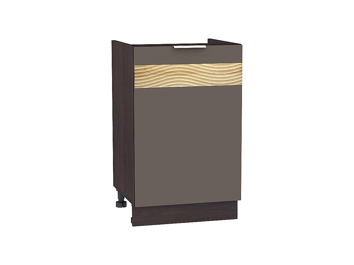 Шкаф нижний под мойку с 1-ой дверцей Терра DR 600 Правое открывание