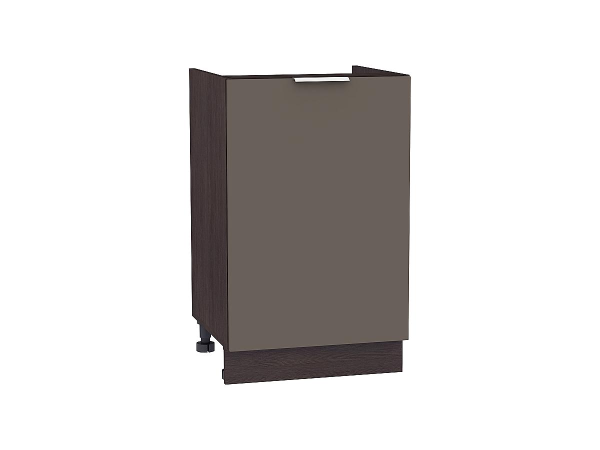 Шкаф нижний под мойку с 1-ой дверцей Терра 600
