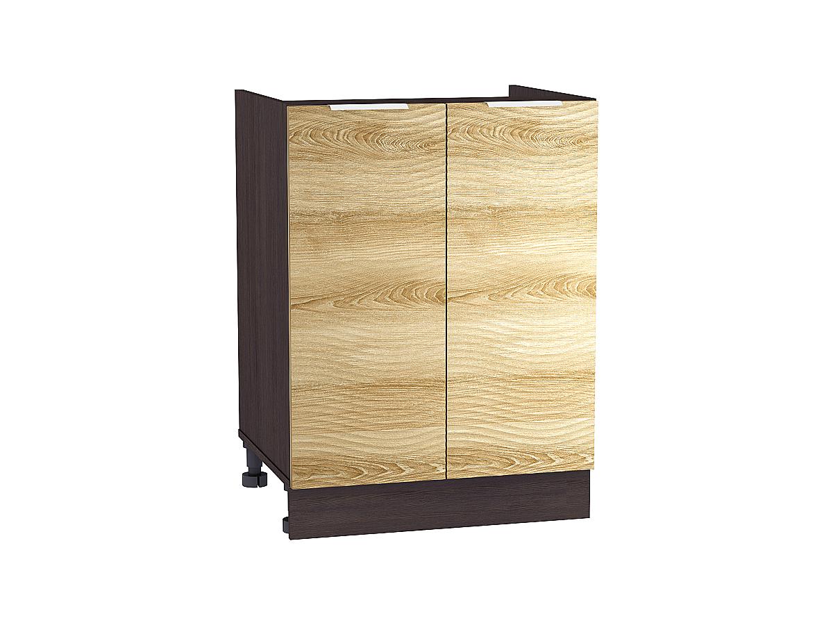 Шкаф нижний под мойку с 2-мя дверцами Терра W 600 ВОЛНА