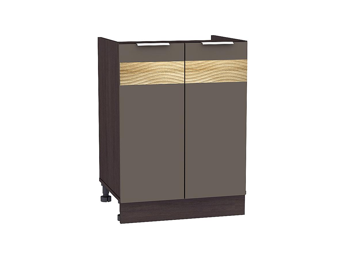 Шкаф нижний под мойку с 2-мя дверцами Терра D 600