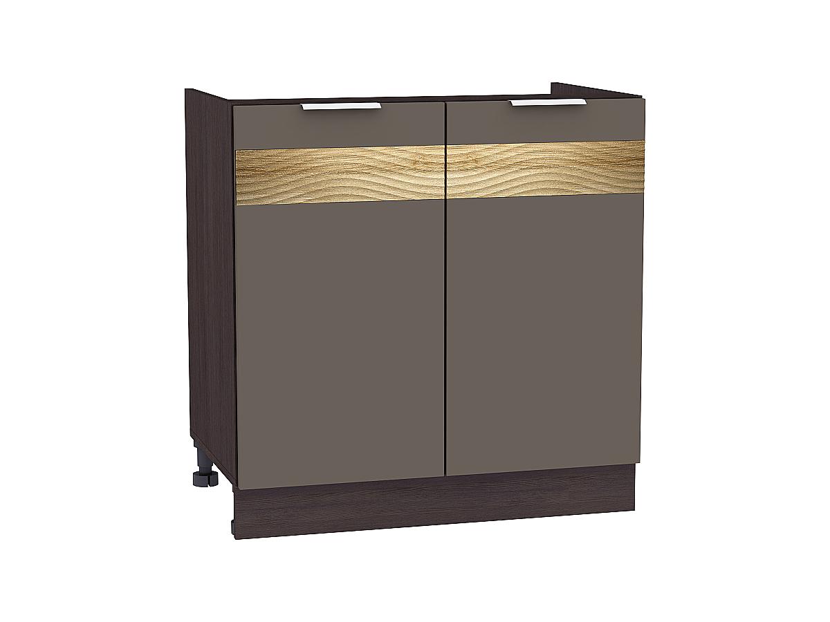 Шкаф нижний под мойку с 2-мя дверцами Терра D 800